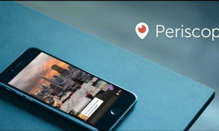 Periscope prueba guardar el vídeo de la transmisión más allá de 24 horas