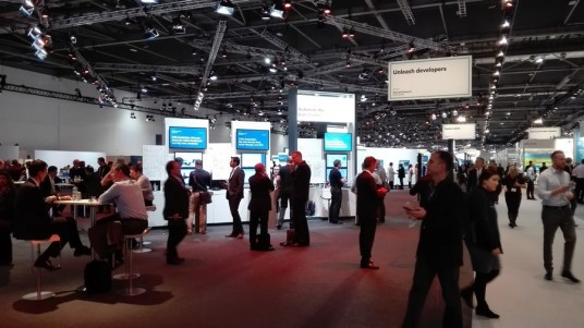 HPE Discover 2015 London 23