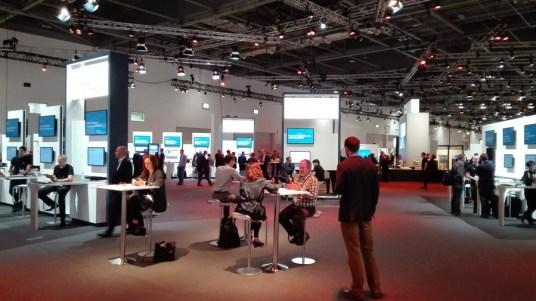 HPE Discover 2015 London 24