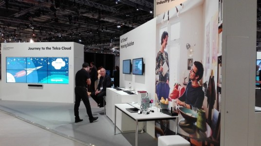 HPE Discover 2015 London 54