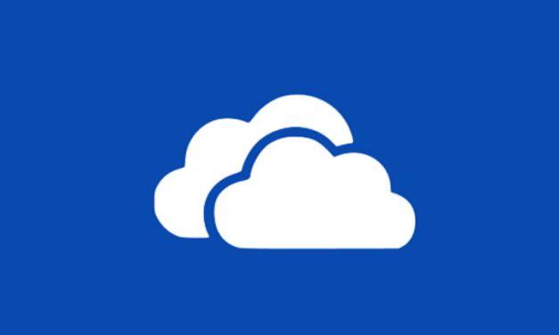 Microsoft OneDrive 8.01 para iOS con nueva interfaz de usuario y varios arreglos de problemas
