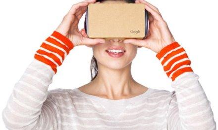 Google está desarrollando unas nuevas gafas de realidad virtual para reemplazar a Cardboard