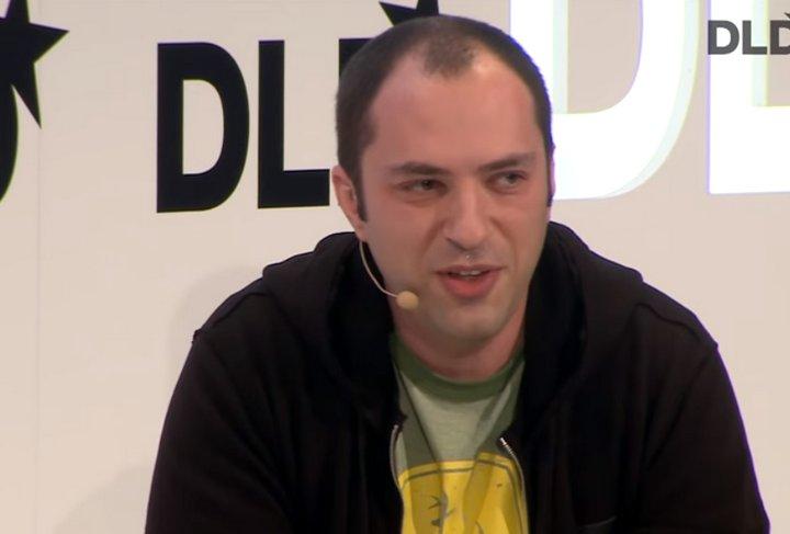 Jan Koun, CEO de Whatsapp