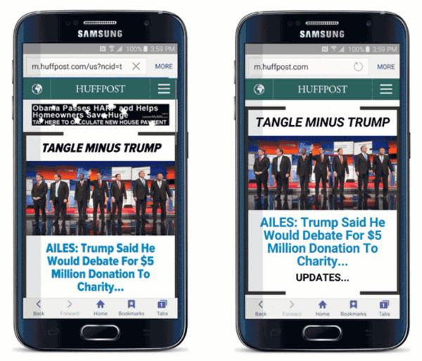 Samsung Internet con bloqueo de ads ahora para Android 4.0 o mayor y Modo Secreto