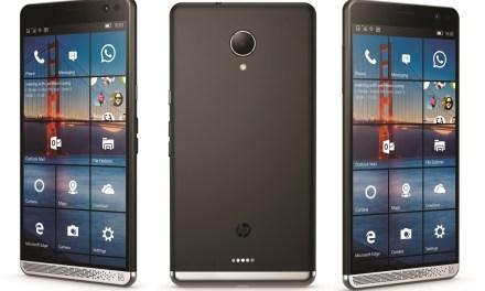 HP anuncia el smartphone Elite X3, un terminal con Windows 10 para enterprise #MWC2016