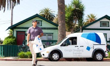 Google Shopping Express comenzó a probar la venta y envío de frutas y vegetales