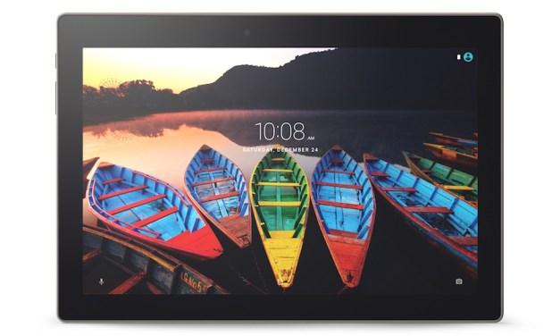 Lenovo introduce Tab3, nueva línea de tabletas de bajo precio con LTE  #MWC2016