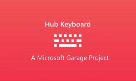 Microsoft lanza Hub, un nuevo teclado para Android