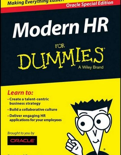 modern-HR-for-dummies