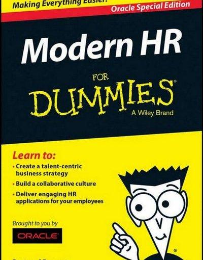 4 eBooks gratis de Oracle sobre Relaciones Humanas en la organización Moderna