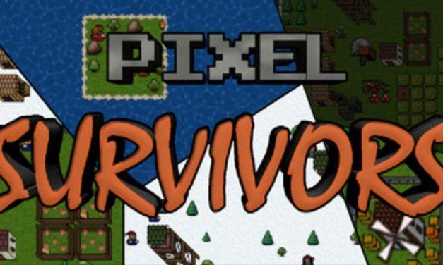 Review: construye tu mini civilización y trata de sobrevivir con Pixel Survivors