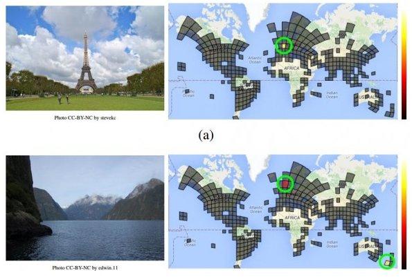 Google desarrolla algoritmo de IA que puede determinar la ubicación de una imagen sin geoetiquetas