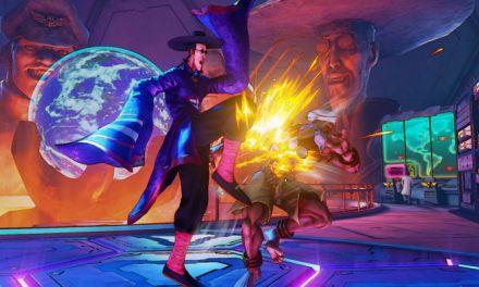 Capcom lanza el tráiler cinemático de larga duración de Street Fighter V