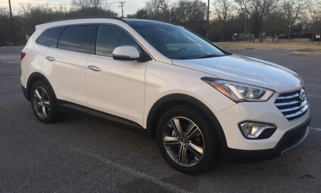 2016 #Hyundai Santa Fe Limited AWD – un crossover elegante y confortable