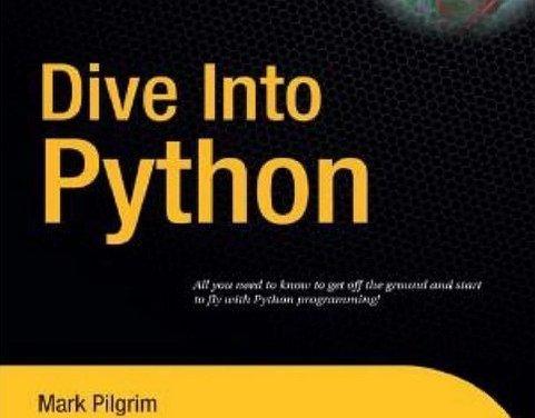 Dive into Python, eBook gratis muy completo para aprender a programar en Python (328 páginas)