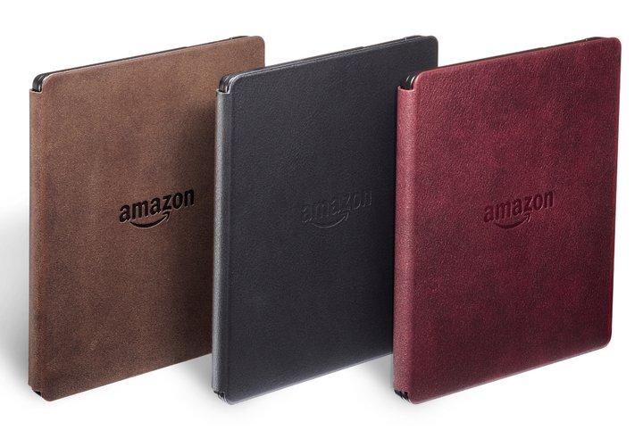 Amazon presenta su lector de eBooks más delgado y liviano: Kindle Oasis