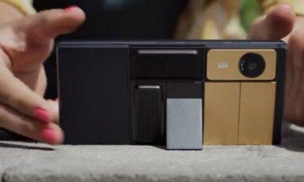 Google promete que el primer smartphone del proyecto Ara será lanzado en el 2017 #io16