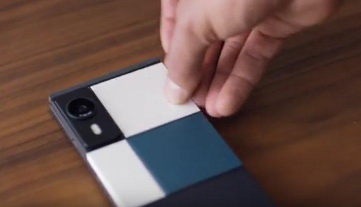 Google suspende el proyecto ARA del smartphone modular