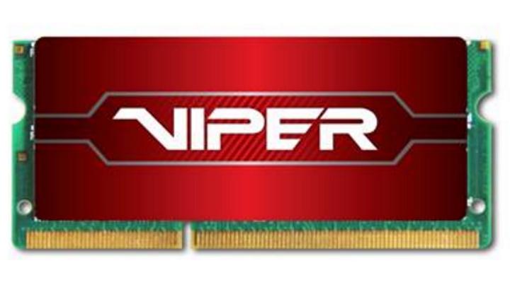 Viper DDR4 SODIMM  es la nueva memoria RAM de Patriot para laptops de juegos – #Computex2016
