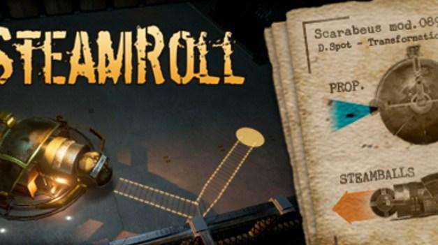 Review: Steamroll, un juego de aventura y puzzle 3D en un mundo Streampunk