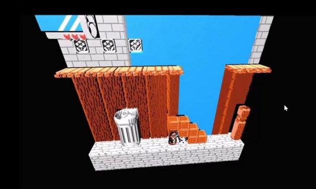 Juega NES games en 3D con este nuevo emulador gratis para Windows