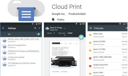 ¿Cómo imprimir desde tu dispositivo móvil Android o iOS?
