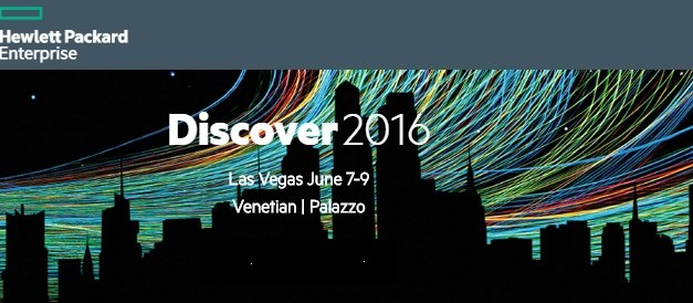 Geeksroom estará cubriendo HPE Discover 2016