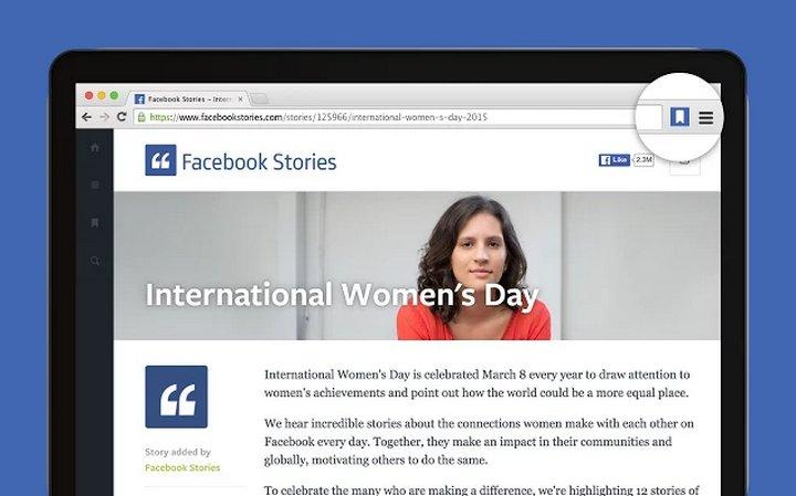 Guardar en Facebook