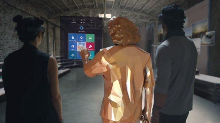 Microsoft invita a sus socios a crear dispositivos para su plataforma Windows Holographic #Computex2016