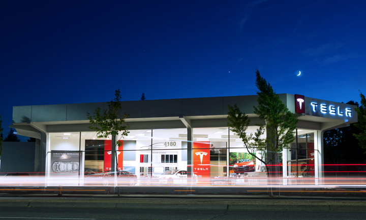 Elon Musk quiere convertir a Tesla Motors en una empresa de energía