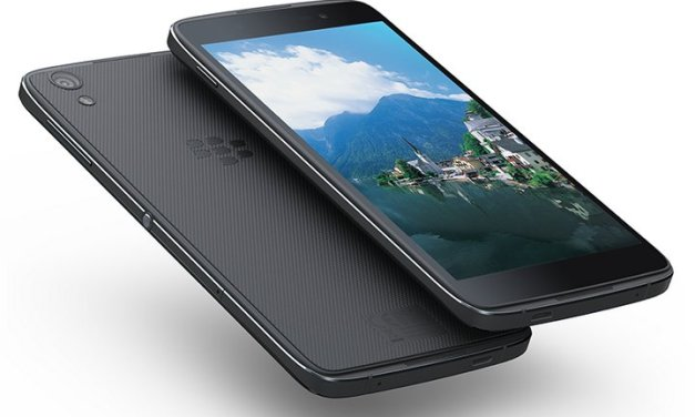 Blackberry DTEK50, un Android gama media muy seguro