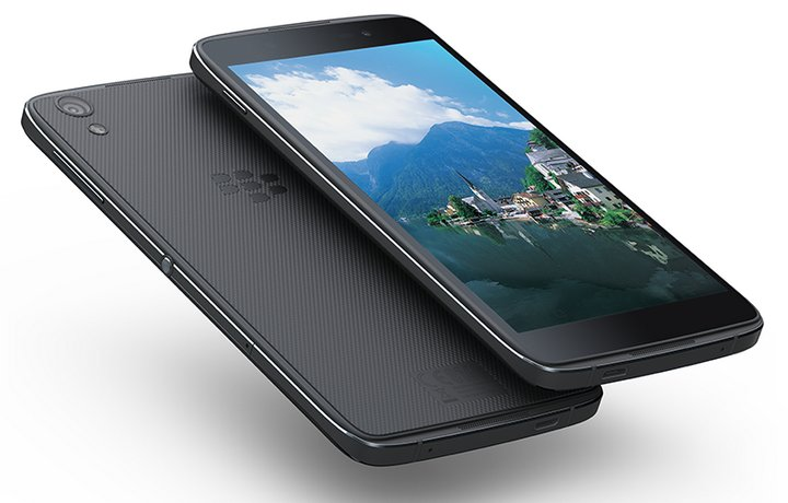 Blackberry DTEK50, un Android gama media muy seguro
