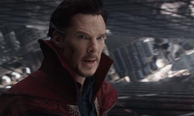 Marvel presenta el tráiler de larga duración de Doctor Strange