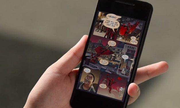 Google Bubble Zoom te ayuda a leer cómic books