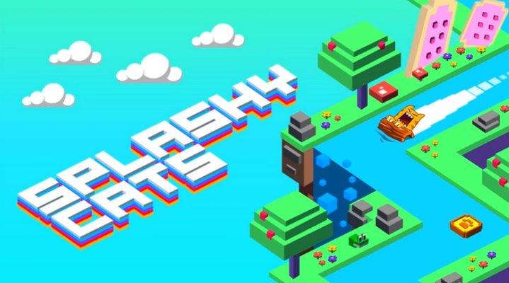 Splashy Cats es un juego simple, divertido y muy adictivo [Android-iOS]