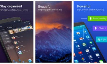 Microsoft lanza actualización del lanzador Arrow Launcher para Android con novedades importantes