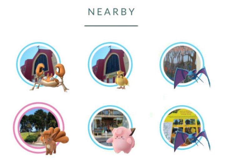 Pokémon Go prueba nueva forma de ver Pokémon Cerca y es estupenda!