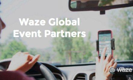 Waze lanza programa para informar mejor sobre el tráfico alrededor de grandes eventos