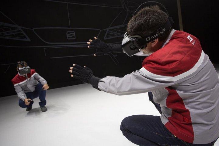 Con realidad virtual SEAT reduce el tiempo de producción de sus prototipos