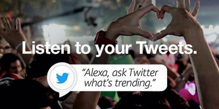 Alexa Ask Twitter