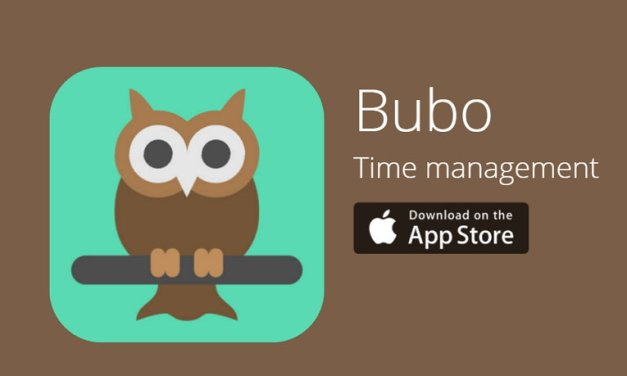 Bubo, un gestor de tareas y tiempo para iOS muy simple y fácil de usar