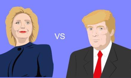 Los debates entre los candidatos a Presidente de los Estados Unidos serán transmitidos por Facebook Live