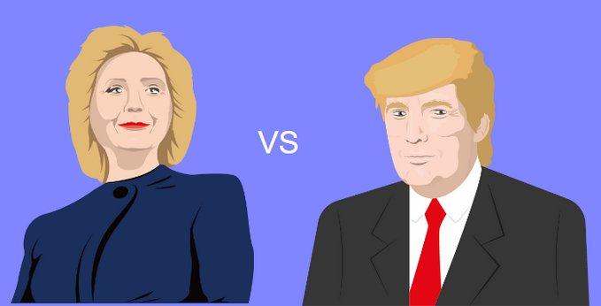 Analizando tus tweets The Donald Test te dice si te pareces más a Donald Trump o a Hillary Clinton