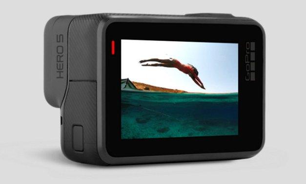 Anuncian la nueva serie de cámaras GoPro HERO5 y el servicio de la nube GoPro Plus