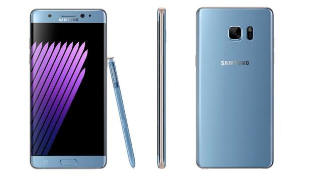 Reporte: Samsung suspende la producción del Galaxy Note 7
