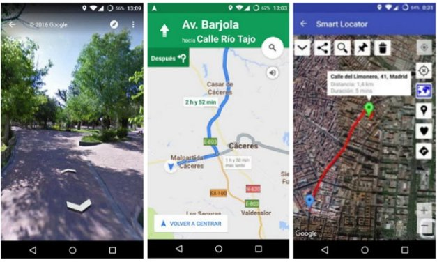 Smart Locator GPS, una aplicación Android muy útil para realizar varias tareas de geolocalización