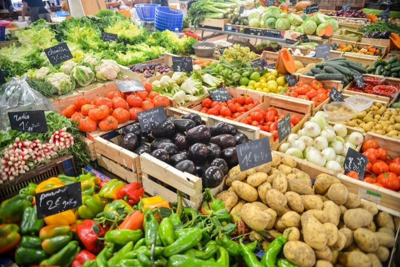 Stokpic - French Market - Recetas de Cocina