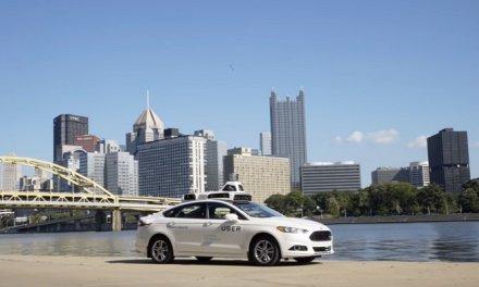 Uber comenzó las pruebas con vehículos autónomos