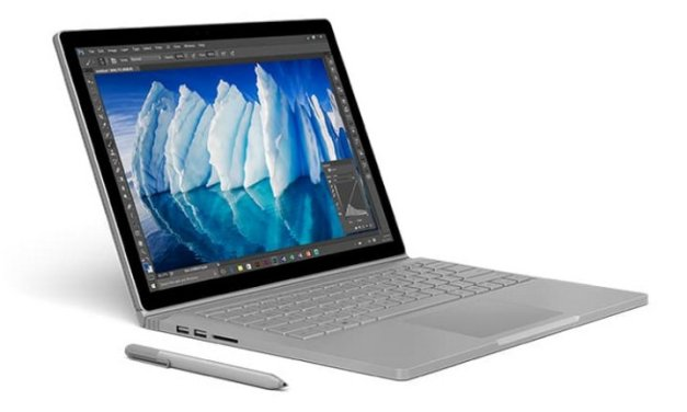 La nueva Microsoft Surface Book i7 es más poderosa y ofrece más rendimiento que la versión anterior