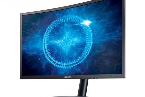 Anuncian el lanzamiento del monitor Samsung CFG70 con pantalla curva para gamers